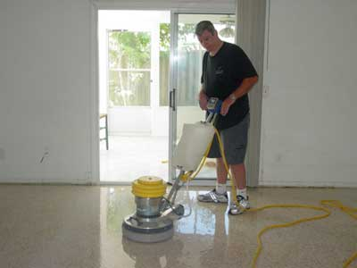 Terrazzo Floors By Fabric Tile Masters